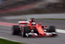 Día 2 de test: Räikkönen vuela y Mercedes ya completa simulaciones de GP