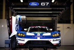 Cuatro Ford GT para dominar las 24 Horas de Le Mans