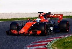 McLaren, sorprendido por la rotura del motor Honda
