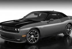 Dodge Challenger SRT Mopar edición 80 Aniversario