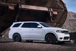 Dodge Durango SRT: El SUV full-size más bruto con un V8 Hemi de 481 CV
