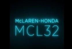 El nuevo McLaren de 2017 se llamará MCL32