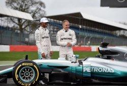 Empieza la era de Hamilton, Bottas y del Mercedes W08