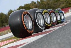 Pirelli tiene compuestos de reserva de alta degradación para 2017