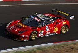 Ferrari gana unas caóticas 12 Horas de Bathurst