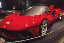 La misteriosa patente de una nueva versión del LaFerrari pertenece a un viejo concept