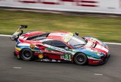 Ferrari probará a Álex Riberas y Miguel Molina en su GTE