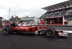 Ferrari provoca que la FIA vete las salidas preconfiguradas