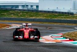 Ferrari realizará el test extra de neumáticos de lluvia de Pirelli