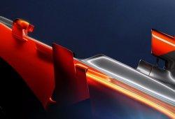 El McLaren MCL32... imaginario