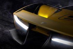 Pininfarina revela el frontal del nuevo deportivo de 600 CV de Emerson Fittipaldi