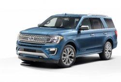 Ford Expedition 2018: El SUV full-size llega con cuerpo de aluminio