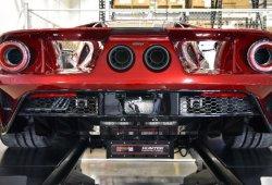 Ford GT Competition Series: un Ford GT Lightweight más radical podría estar en camino