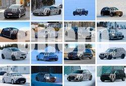 SEAT Arona 2018, Audi A1 2018 y Nissan Qashqai 2018: fotos espía Enero 2017