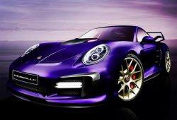 Gemballa Avalanche: un nombre mítico para un 911 Turbo de 820 CV