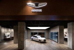 Genesis Studio, así es el primer showroom de la firma de lujo de Hyundai