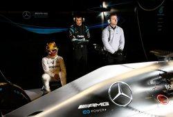 Hamilton pone velocidad, Bottas un gran simulacro de carrera