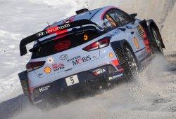 Hyundai busca su primer podio en el Rally de Suecia