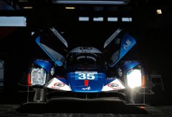 Jackie Chan DC Racing se une a Jota Sport en el WEC