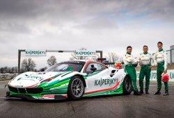 James Calado se suma al proyecto GT3 de Ferrari