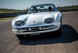PoloStorico de Lamborghini presenta su primer trabajo con el 350 GT