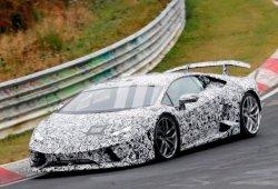 El Lamborghini Huracán Performante podría haber batido el récord de Nürburgring