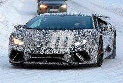 El Lamborghini Huracán Performante dando una vuelta a Imola en vídeo