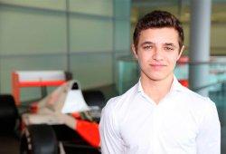 Lando Norris se une a la 'cantera' de McLaren