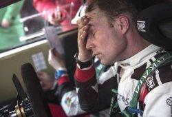 "Latvala: ""No ganaba porque intenté pilotar como Ogier"""