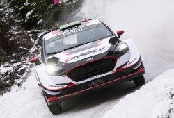 Lista de inscritos del Rally de México del WRC