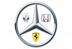Los cuatro motoristas de la F1 ya han arrancado sus nuevas creaciones