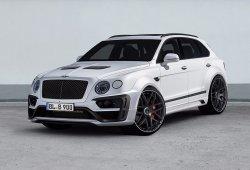 Lumma Design presenta un nuevo paquete de mejoras para el Bentley Bentayga