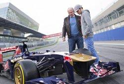 """Marko: """"Toro Rosso debe conseguir mejores resultados, tiene potencial"""""""