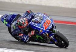 Maverick Viñales cierra el test MotoGP de Sepang al mando