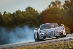 El nuevo McLaren 720S tendrá un modo para hacer drifting