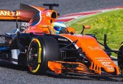 El McLaren MCL32 debuta en un 'filming day' en Barcelona