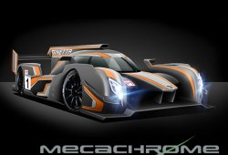 Mecachrome suministrará los motores del Ginetta LMP1
