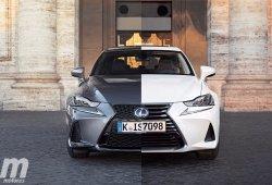 Lexus IS 2017, ¿qué ha mejorado con su actualización?