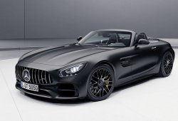 Mercedes-AMG: nuevas ediciones especiales para el GT C Roadster y los C43 y C63