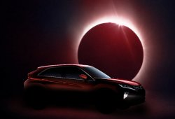 Mitsubishi Eclipse Cross 2017: Llegará al mercado este mismo año