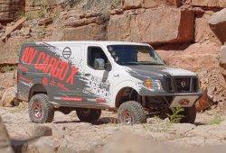 Nissan NV Cargo X Concept: la furgoneta para llevar un paquete al fin del mundo