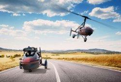 PAL-V Liberty: el primer coche volador ya a la venta