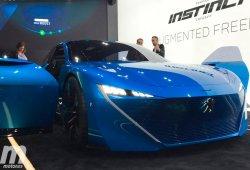 Peugeot Instinct Concept: anticipando un futuro coche autónomo de la marca francesa