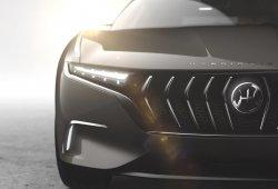 Pininfarina revela nuevas imágenes del H600 concept