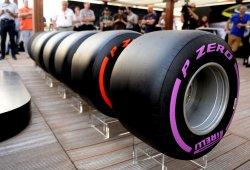 Pirelli lleva 3.500 neumáticos a los test de Barcelona