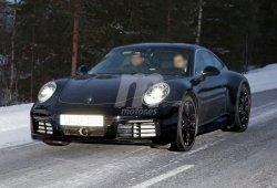 Porsche 911 2018: cazado un prototipo de la nueva generación en pruebas