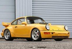 Porsche 911 3.8 RSR: el modelo que supuso el retorno del 911 a la victoria