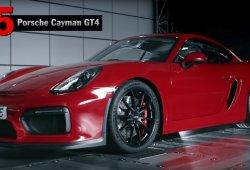 Video: los Porsche con alerones más salvajes