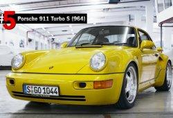 Vídeo: los Porsche de calle más raros de la historia de la marca