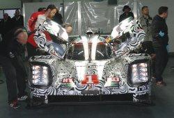 Positivo y extenso test del Porsche 919 Hybrid en Cheste